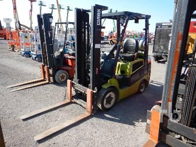 CLARK C25CL 5000 Lb Forklift