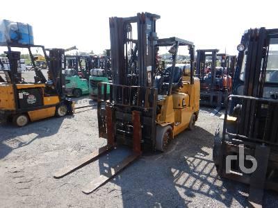CATERPILLAR GC45KSWB 9100 Lb Forklift