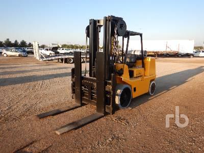 HYSTER S155XL 15500 Lb Forklift