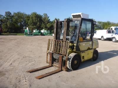 HYSTER H80XL 8000 Lb Forklift