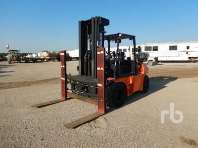 2014 DOOSAN G70S-5 12100 Lb Forklift