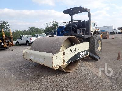 2005 INGERSOLL-RAND SD100D Vibratory Padfoot Compactor