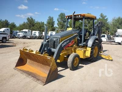 2014 JOHN DEERE 310KEP Loader Backhoe