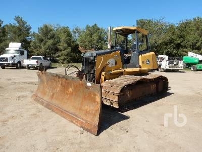 2007 JOHN DEERE 750J Crawler Tractor