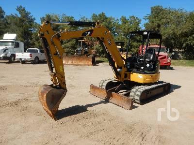 2013 CATERPILLAR 305.5ECR Mini Excavator (1 - 4.9 Tons)