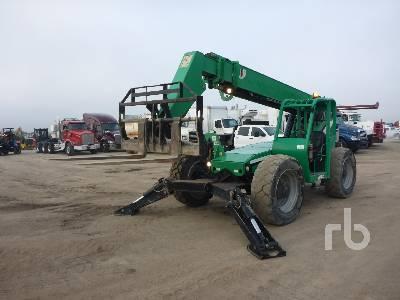2015 SKYTRAK 10042 10000 Lb 4x4x4 Telescopic Forklift