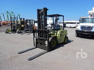 CLARK C500Y60 6000 Lb Forklift