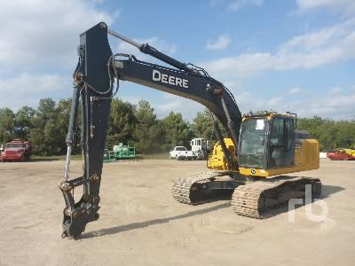 2019 JOHN DEERE 210G LC Hydraulic Excavator