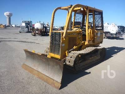 1992 JOHN DEERE 450G Crawler Tractor