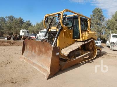 2011 CASE D6T XL Crawler Tractor