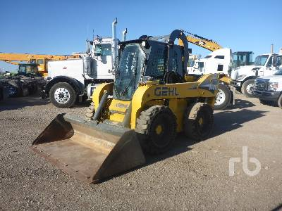 2015 GEHL V400 2 Spd Skid Steer Loader