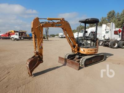 2014 CASE CX31B Mini Excavator (1 - 4.9 Tons)
