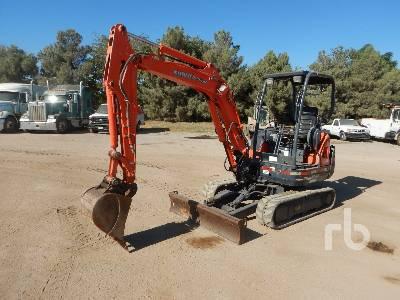 KUBOTA KX91-3S2 Mini Excavator (1 - 4.9 Tons)