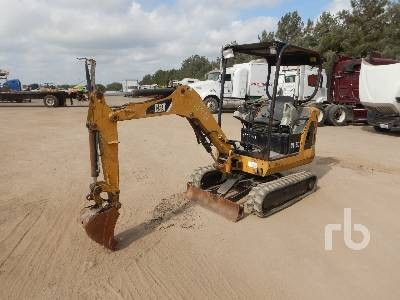 CATERPILLAR 301.8C Mini Excavator (1 - 4.9 Tons)