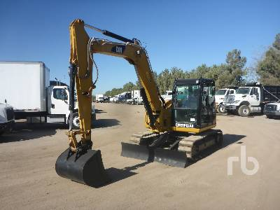 CATERPILLAR 308E2 CR Mini Excavator (1 - 4.9 Tons)