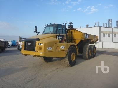 2017 CATERPILLAR 6x6 Articulated Dump Truck