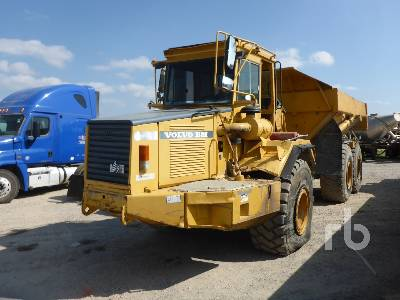 1995 VOLVO A30 Articulated Dump Truck
