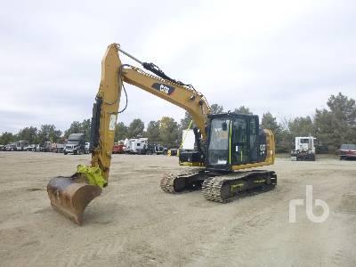 2014 CATERPILLAR 312E Hydraulic Excavator