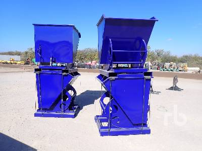 Unused Qty Of (4) Self-Dumping Container Equipment - Other