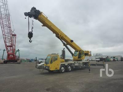 2013 GROVE TMS800E Hydraulic Truck Crane