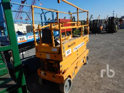 2015 HAULOTTE COMPACT 2632E Electric Scissorlift