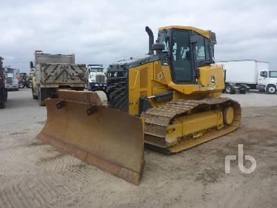 2018 JOHN DEERE 750K LGP Crawler Tractor