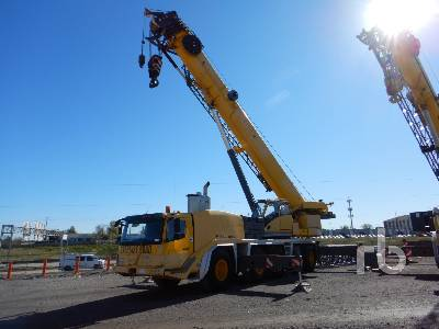 2012 GROVE GMK5110 10x8x10 All Terrain Crane