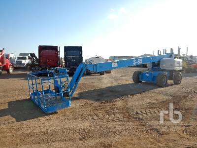 2008 GENIE S-85 PARTS ONLY 4x4 Boom Lift Parts/Stationary Construction-Other