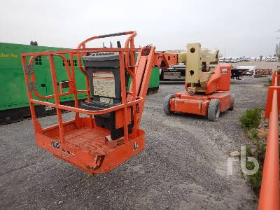 2011 JLG E400AJP Electric Articulated Boom Lift