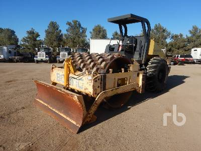 BOMAG BW21 Vibratory Padfoot Compactor