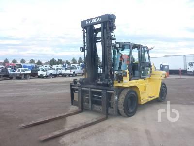 HYUNDAI 160D-7A 16000 Lb Forklift