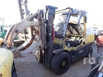 2017 HYSTER H120FT Forklift