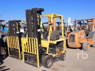 2005 HYSTER E50Z-27 PARTS ONLY Electric Forklift Parts/Stationary Construction-Other