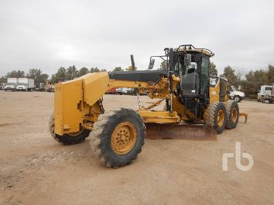 2008 CATERPILLAR 120M VHP Plus Motor Grader