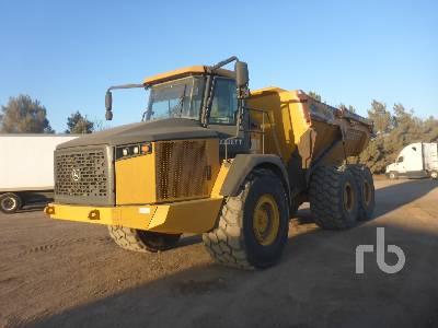 2017 JOHN DEERE 460E Articulated Dump Truck