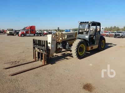 GEHL DL9L 9000 Lb 4x4x4 Telescopic Forklift