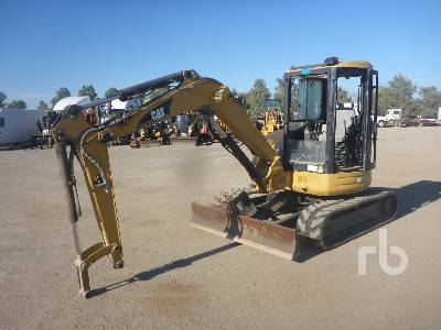 2005 CATERPILLAR 304 CR Mini Excavator (1 - 4.9 Tons)