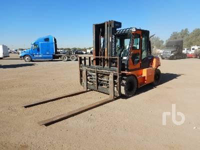 2014 DOOSAN D70S-5 13600 Lb Forklift