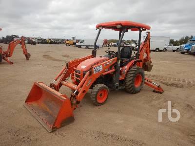 2015 KUBOTA B26 4WD Utility Tractor