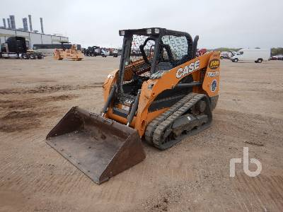 2017 CASE TR270 2 Spd Compact Track Loader
