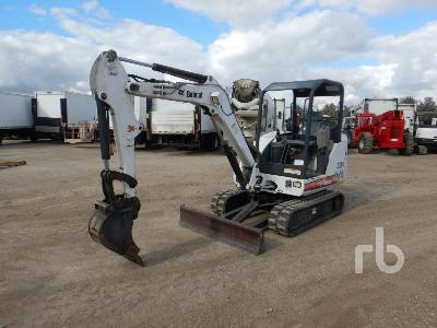2007 BOBCAT 331 Mini Excavator (1 - 4.9 Tons)