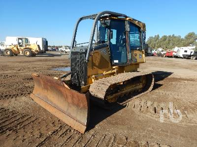 2005 JOHN DEERE 450J LGP Crawler Tractor