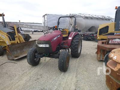 2005 CASE IH DX55 2WD Tractor