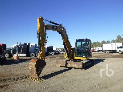 2018 CATERPILLAR 308E2CR Midi Excavator (5 - 9.9 Tons)