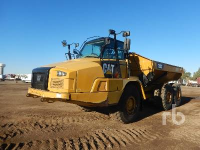 2016 CATERPILLAR 725C Articulated Dump Truck