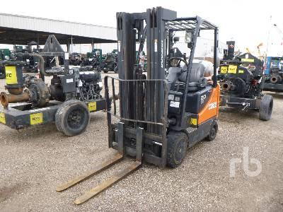 2017 DOOSAN GC20E5 3650 Lb Forklift