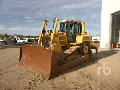 2007 CATERPILLAR D6R Series III Crawler Tractor