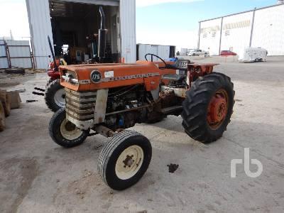 MASSEY FERGUSON 175 2WD Tractor