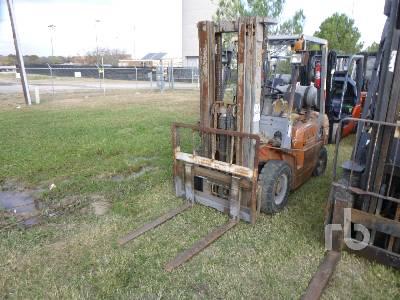 HELI FG50 8000 Lb Forklift