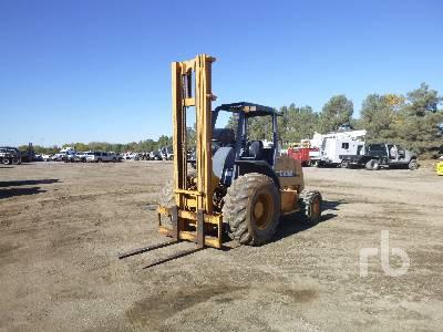 CASE 586G 6000 Lb 4x4 Rough Terrain Forklift